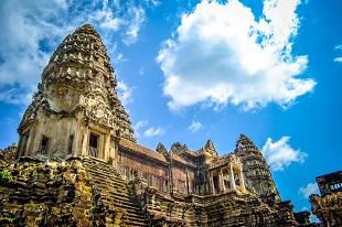 Temple Angkor au Cambodge-Circuit combiné du Vietnam et Cambodge