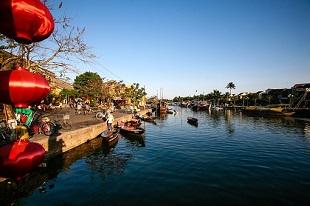 vietnam-lantern durant Circuit combiné du Cambodge et Vietnam